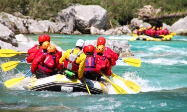 Hotels near Jordan River Rafting