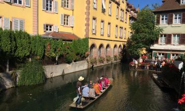 Hotel dekat La Petite Venise Colmar