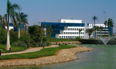 Hotels near Smart Village