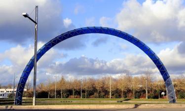 Hôtels près de: Saint-Quentin-en-Yvelines