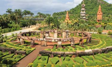 Hotels near Nong Nooch Tropical Botanical Garden