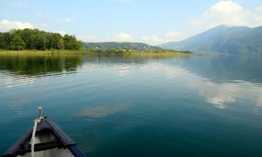 Hotels near Aiguebelette Lake