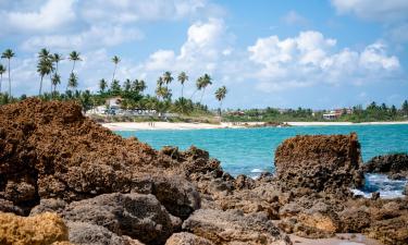 Hotéis perto de: Praia de Tabatinga