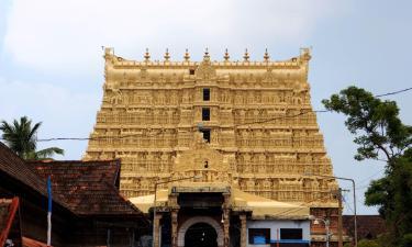 Hotels near Sree Padmanabhaswamy Temple
