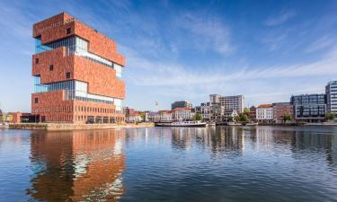 Hotels near MAS Museum Antwerp