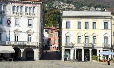 Hotels near Piazza Grande Locarno