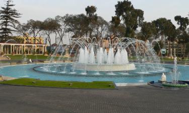 Hotels near Reserve Park