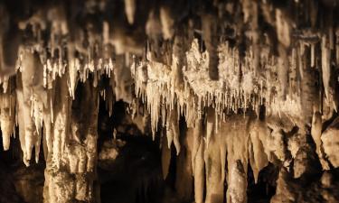 Hotels near Pertosa Caves