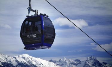 Hoteller i nærheden af Nassereinbahn-skiliften