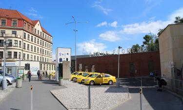 Центральный автобусный вокзал Флоренц: отели поблизости