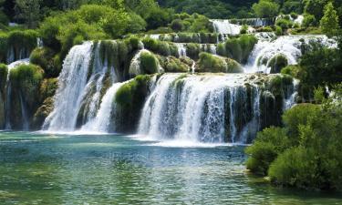 Hotels near Krka Waterfalls
