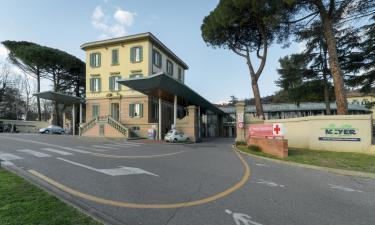 Hotels near Ospedale Meyer