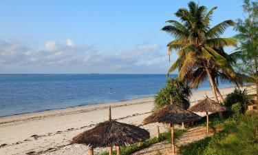 Hotels near Nyali Beach