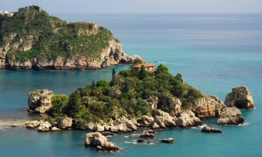 Hotell nära Isola Bella