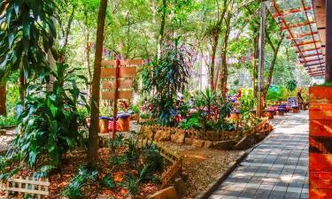 Hotels near Lleras Park