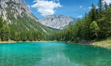 Hôtels près de: Lac vert