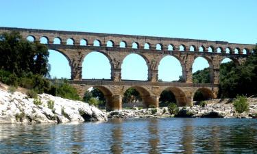 Hotels near Pont du Gard