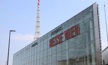 Messe Wien: Hotels in der Nähe
