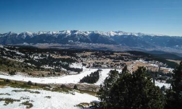 Hotels near Altiservice Font-Romeu Pyrénées 2000