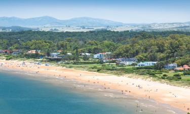 Hotels near Solanas beach area