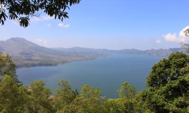 Hotels near Lake Batur