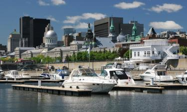 Hotels near Old Port of Montreal