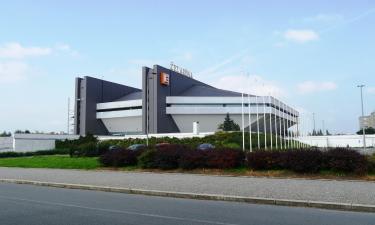 Ostravar Aréna – hotely poblíž