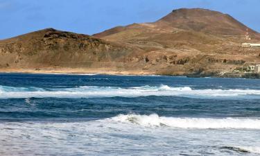 Hoteles cerca de Playa Las Canteras