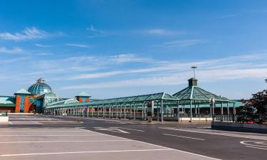 Hotels near Meadowhall Shopping Centre