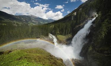 Hotels near Krimml Waterfalls