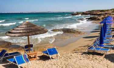 Hotels near Punta Suina Beach