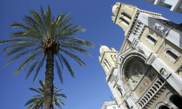 Hotels near Habib Bourguiba Avenue