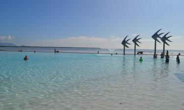 Hotels near Cairns Esplanade Lagoon