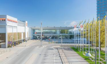 Hotels near Stockholmsmässan Exhibition Center