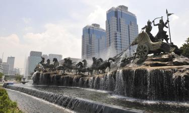 Hotels near Thamrin City