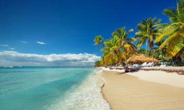 Hotels near Isla Saona