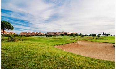 Hoteles cerca de Real Novo Sancti Petri Golf Club