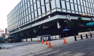 Hotels near United States Embassy