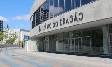 Стадіон Драгау: готелі поблизу