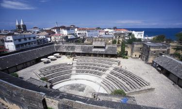 Old Fort of Zanzibar: hotel