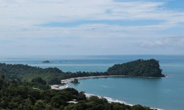 Национальный парк Мануэль Антонио: отели поблизости