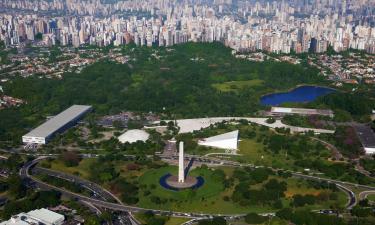Hotels near Ibirapuera Park