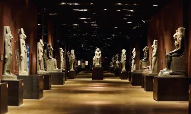 Hotels a prop de Museu Egipci de Torí