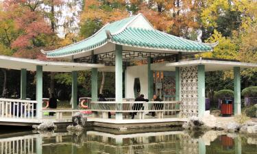 Xiaoyaojin Park: отели поблизости