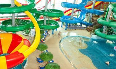 Hotels near Kva-Kva park, aquapark