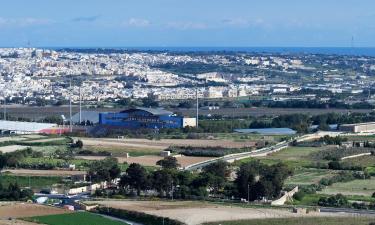 Hotels near Ta' Qali National Stadium