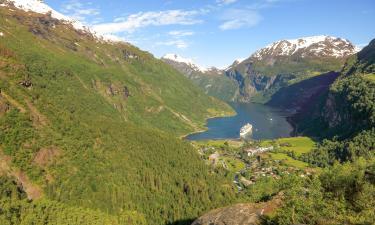 Hotels near The Geirangerfjord
