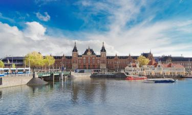 Hotels near Amsterdam Central Station
