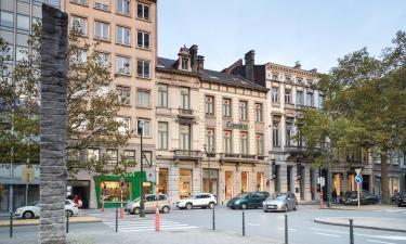 Hotels near Avenue Louise