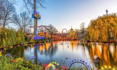 Парк развлечений «Тиволи»: отели поблизости